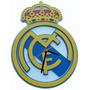 Reloj En Madera Real Madrid, Realizamos Cualquier Diseño