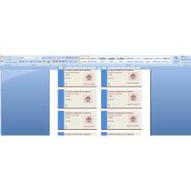 Plantillas Y Formatos Para Documentos Administrativos