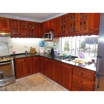 Muebles De Algarrobo - Amoblamiento De Cocina - Algarrobo