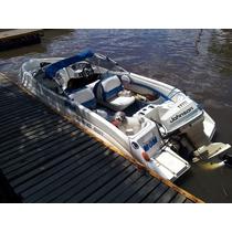 Lancha Fishing 551 Con Accesorios