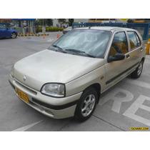 Renault Clio Rt Mt 1400cc