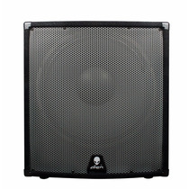 Bafle Subwoofer Alien Sub 18 Plus Amplifica 2 Pasivos