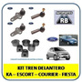 Kit De Bujes Para Ford Ka - Escort - Fiesta - Courier