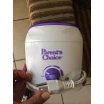 Calentador Biberones Parents Choice Caben Biberones Avent