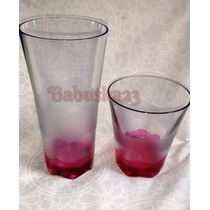 Tupperware 2 Copos Long Drink 475 Ml Em Policarbonato Luxo