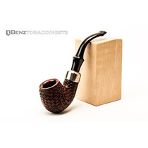 Pipa Peterson System Standard 314 Rustic P-lip T.benz