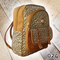 Bolso Backpack Mochila Morral Carteras Para Dama