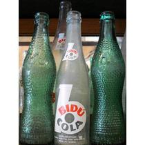 Botella De Colección Bidu-cola