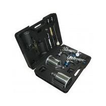 Kit De 2 Pistolas Para Retoque Devilbiss 2342 Tldvi003