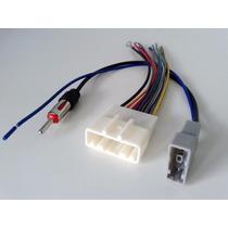 Kit Chicote Adaptador + Plug De Antena Nissan Sentra - Todos