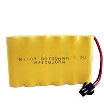 Bateria Recargable 7.2v Aaa 350mah