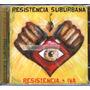 Cd Resistencia Suburbana Resistencia + Iva ( Big Bang Rock)