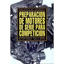 Libro: Preparación De Motores De Serie Para ... - Pdf