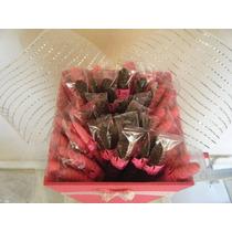 Puros De Chocolate Para El Nacimiento De Tu Bebe 5pz Por $25