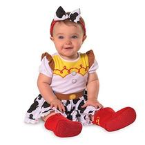 Disfraz Jessie Bebe Niña Disney Store Vaquerita Toy Story