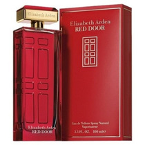 Perfume Red Door Feminino 100ml Eau De Toilette - Original