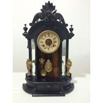 Reloj Ansonia Más De 100 Años Para Reparación O Decorar