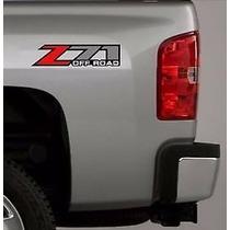 Par Calcomanías Z71, Chevrolet Cheyene, Colorado, Sticker!!!