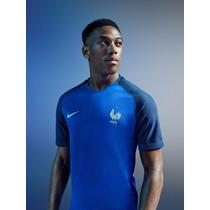 Camiseta Francia 2016 Fans Version Home Nike.