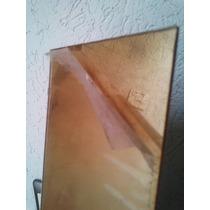 Acrílico Espejo Oro Y Plata Lámina