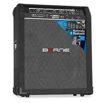 Caixa De Som Multimídia V360 Bluetooth 120 W Musical Borne