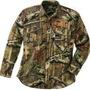 Camisa Browning Realtree Manga Larga Cacería