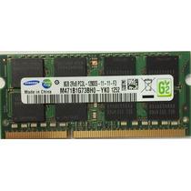 Memoria Ram Samsung 8gb Pc3l-12800 1600 Mhz So Dimm Ddr3l