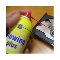 Aire Comprimido Blowing Plus Servex 440c/450gr - Nea Insumos
