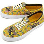 Tênis Vans The Beatles Garden True White