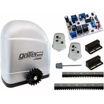 Kit Motor Portão Elet. Deslizante Gatter 1/4hp 127v Peccinin