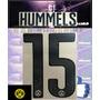 Estampado Borussia Dortmund Local 2014-2015 #15 Hummels,