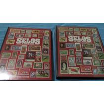 Coleção Selos De Todo O Mundo - 631 Selos
