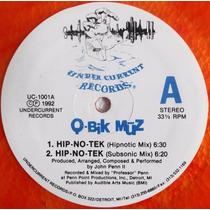 Disco Lp Vinil Q-bik Muz Hip-no-tek Kinetic Motion Importado
