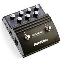 Pedal Hartke Para Baixo Com Direct Box Vxl