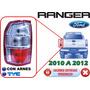 10-12 Ford Ranger Calavera Trasera Con Arnes Lado Izquierdo