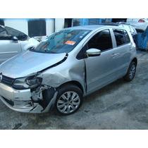 Fox 1.6 Trend 2012 Motor Cambio Sucata Para Peças