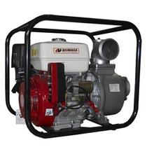Motobomba De Agua Motor Gasolina 13 Hp 4x4 Bomba Agua Hm4