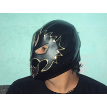 Mascara De Luchador Hechizero Lycra Economica P/adulto