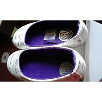 Zapatos Casuales Babucha Niñas Talla Nº 28