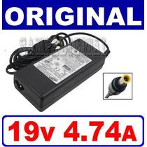 Carregador Fonte Original Samsung Np500p4c-ad3br 19v 4.74a