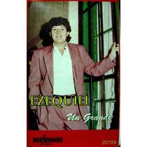 Ezequiel-cumbia Santafesina-cassette-un Grande