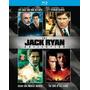 Blu-ray Jack Ryan Collection / Incluye 4 Films