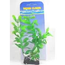Planta Artificial P/ Aquários E Terrários 12cms - Cód.22102