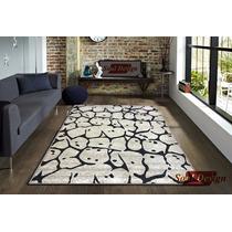 Carpeta Alfombra Glasgow 150 X220cm Moderno Living Fundasoul