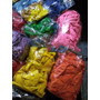 Globos Variados Colores Comunes R12 X25 $100
