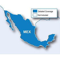Mapa Mexico Estados Unidos 2016 Para Gps Igo8 O Igo Primo