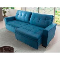 Sofa Retratil E Reclinavel Memfis Novo
