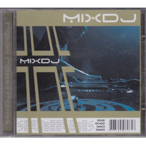 Cd Mix Dj - House, Techno, Dance, Trance- Lacrado De Fábrica