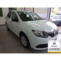 Renault Logan Authentique 1.6, Ant $58900, Tasa 0% 24 Cuotas