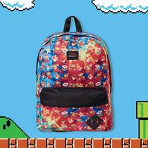 Mochila Vans Nintendo Mario